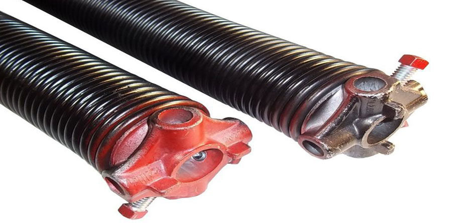 Garage torsion spring repair Monroe County