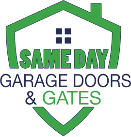 Same Day Garage Door & Gate Repair Logo